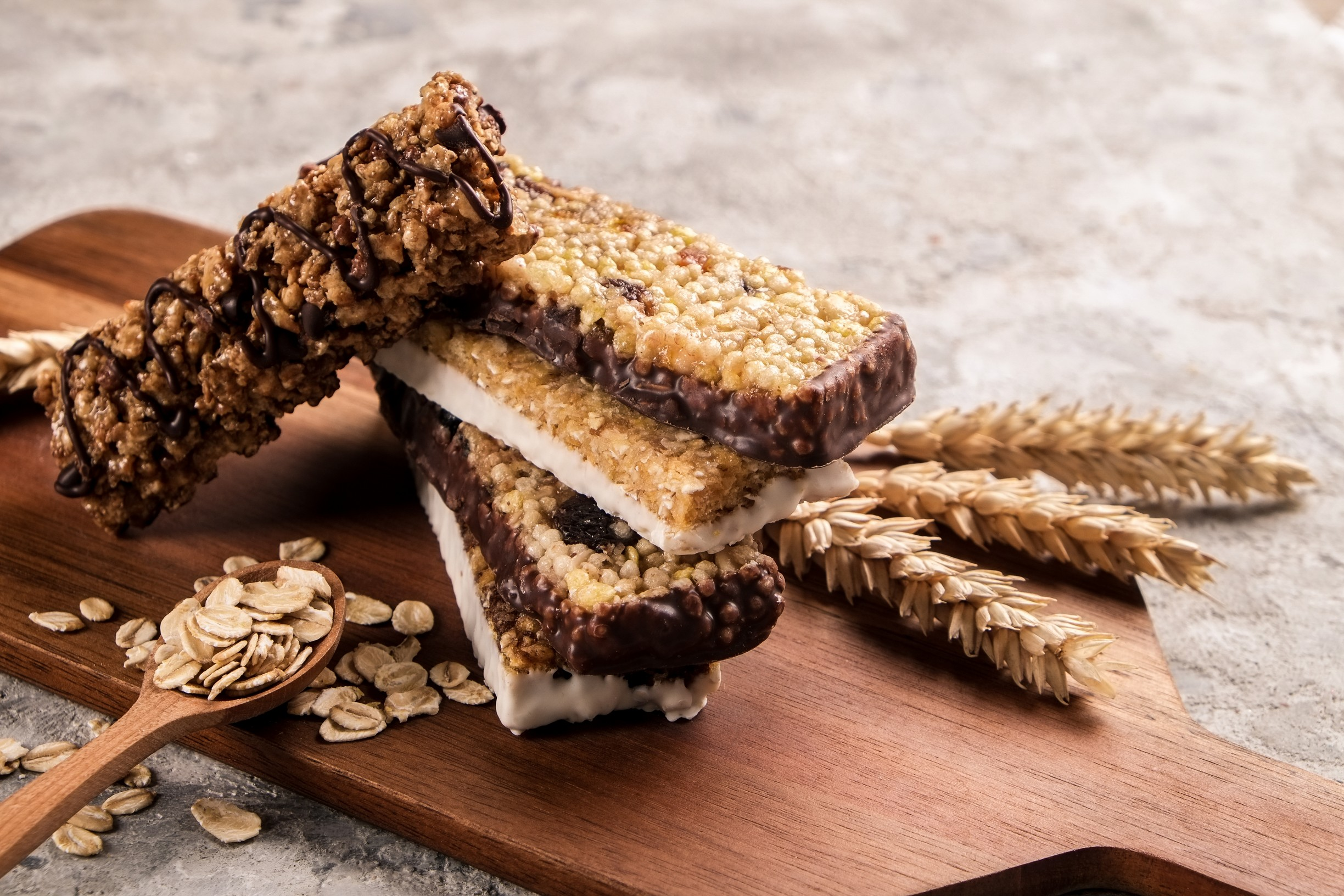 Healthy snack options in San Diego