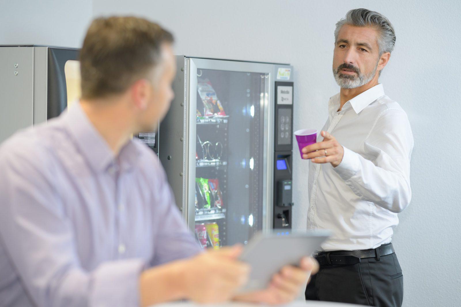 Break Room Vending Machines in Los Angeles