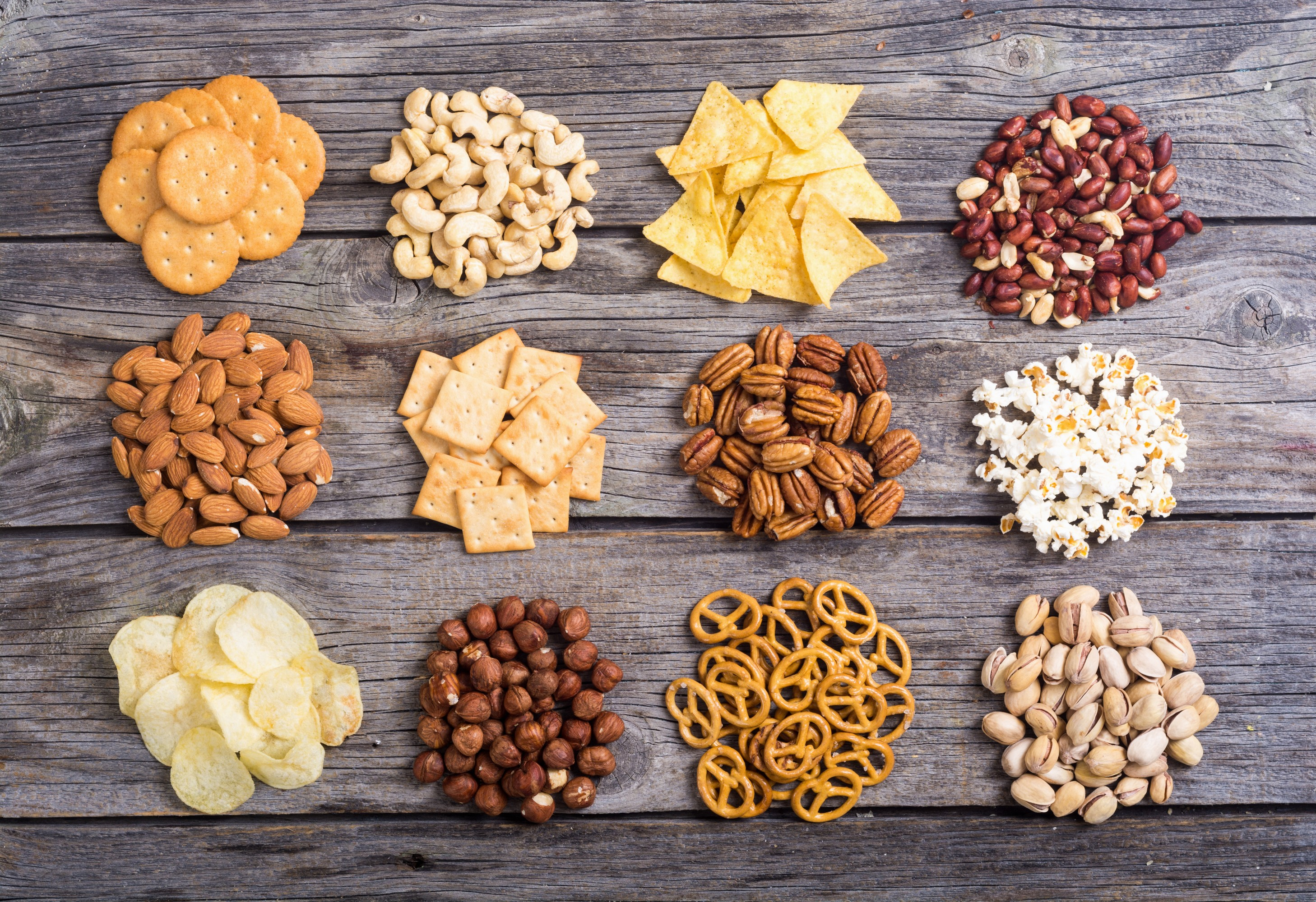 Finding Healthy Snacks in Los Angeles Break Rooms - First Class Coffee  Service Blog