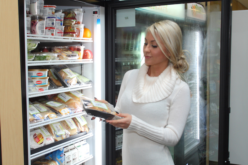 Food vending machines in Las Vegas, Southern California and San Diego