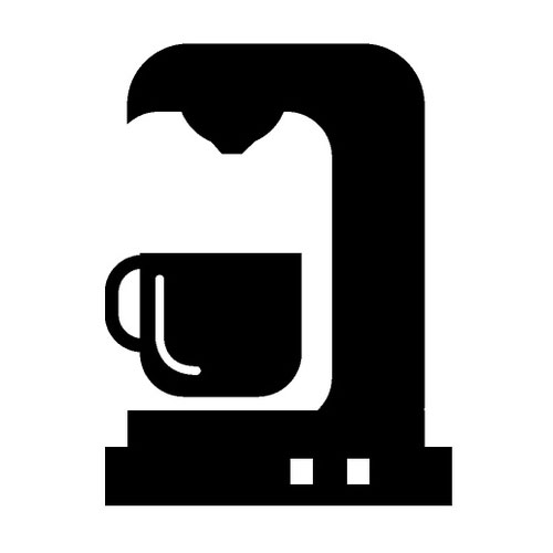 Single cup coffee brewer and vending machines